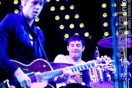 Razorlight op Lowlands 2009 foto