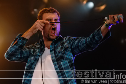 Reverend and the Makers op Lowlands 2009 foto