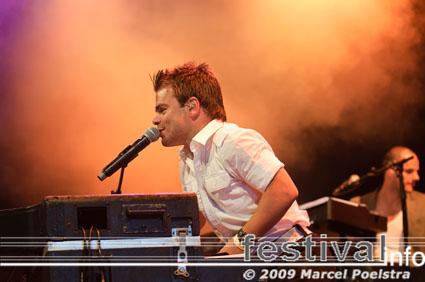 Foto VanVelzen op Huntenpop 2009