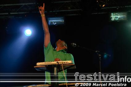 Foto De Jeugd Van Tegenwoordig op Huntenpop 2009