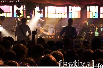 Baddies op Haldern Pop 2009 foto