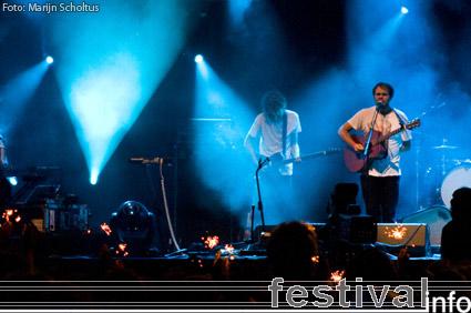 Loney Dear op Haldern Pop 2009 foto