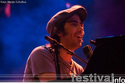 Patrick Watson op Haldern Pop 2009 foto