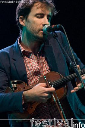Andrew Bird op Haldern Pop 2009 foto