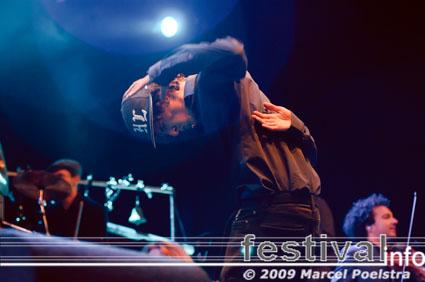 Kyteman's Hiphop Orkest op Appelpop 2009 foto