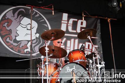 The Cool Ice Crush Killers op Appelpop 2009 foto