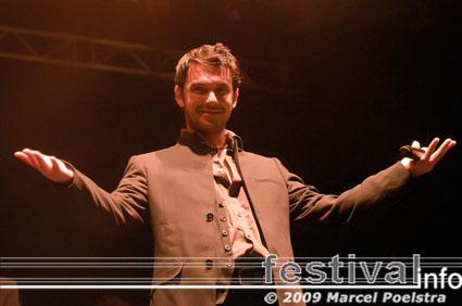 Babylon Circus op Appelpop 2009 foto