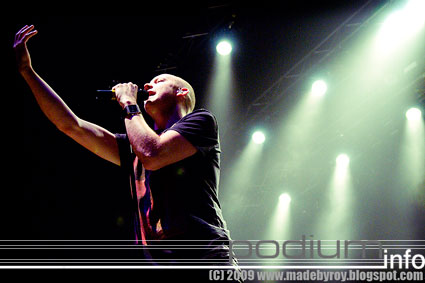 The Fray op The Fray - 17/10 - 013 foto