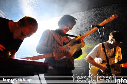 Crystal Antlers op Iceland Airwaves 2009 foto