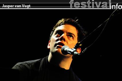 Nico Muhly op Iceland Airwaves 2009 foto