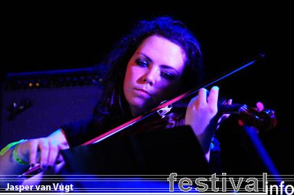Ólafur Arnalds op Iceland Airwaves 2009 foto