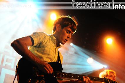 The Drums op Iceland Airwaves 2009 foto