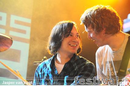 Casiokids op Iceland Airwaves 2009 foto