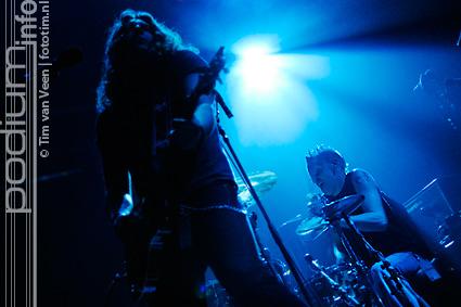 Counterpoint op Shinedown - 15/11 - Melkweg foto