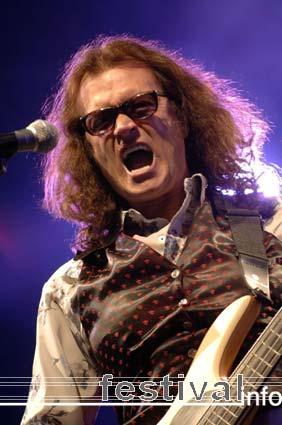 Foto Glenn Hughes op Arrow Rock 2005