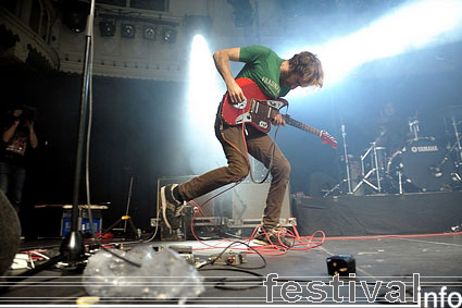 Foto A Place to Bury Strangers op London Calling #2 2009