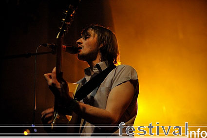 Foto Wild Beasts op London Calling #2 2009