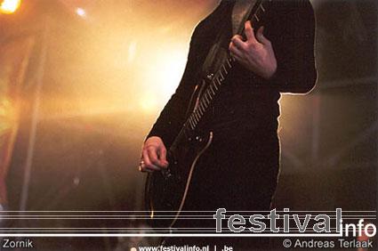 Zornik op Lowlands 2002 foto