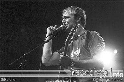 Foto Silkstone op Lowlands 2002