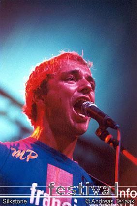 Silkstone op Lowlands 2002 foto