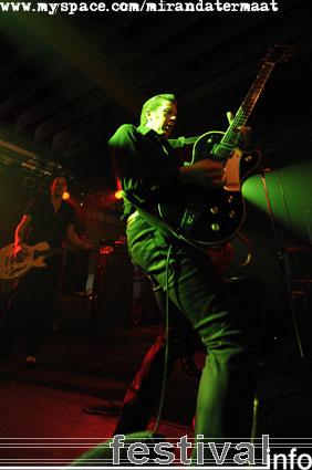 The Jim Jones Revue op Speedfest 2009 foto