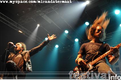 Foto Death Angel op Speedfest 2009