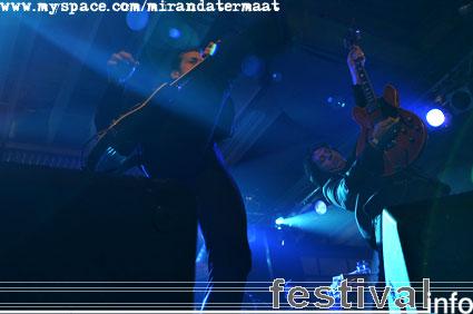 Foto The Jim Jones Revue op Speedfest 2009