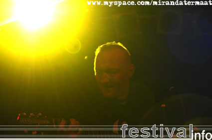 Reverend Beatman op Speedfest 2009 foto