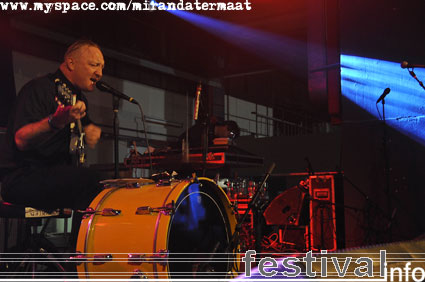 Foto Reverend Beatman op Speedfest 2009
