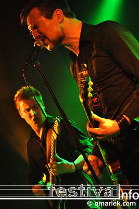 Royal Republic op Eurosonic/Noorderslag 2010 foto