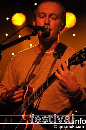 Steve Cradock op Eurosonic/Noorderslag 2010 foto