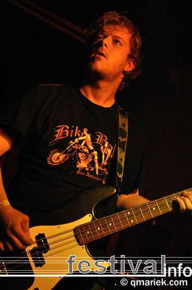 Foto Kleazer op Eurosonic/Noorderslag 2010