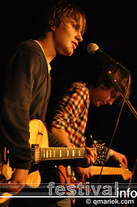 Kilians op Eurosonic/Noorderslag 2010 foto