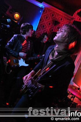 The Hype op Eurosonic/Noorderslag 2010 foto