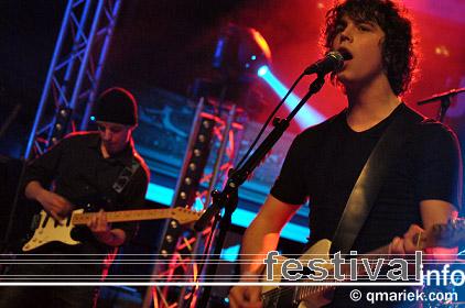 Jasper Erkens op Eurosonic/Noorderslag 2010 foto