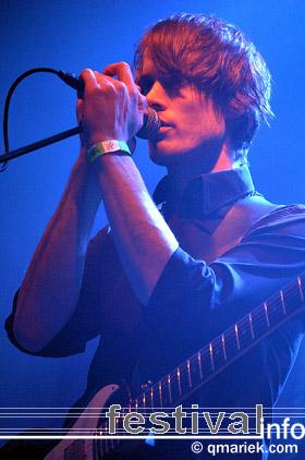 The Mad Trist op Eurosonic/Noorderslag 2010 foto