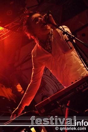 Destine op Eurosonic/Noorderslag 2010 foto