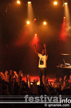 Dio (Diorno Braaf) op Eurosonic/Noorderslag 2010 foto