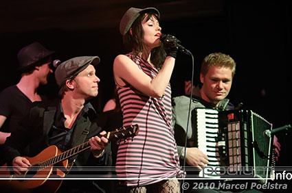 Foto Jennie Lena op Joss Stone - 1/2 - Paradiso