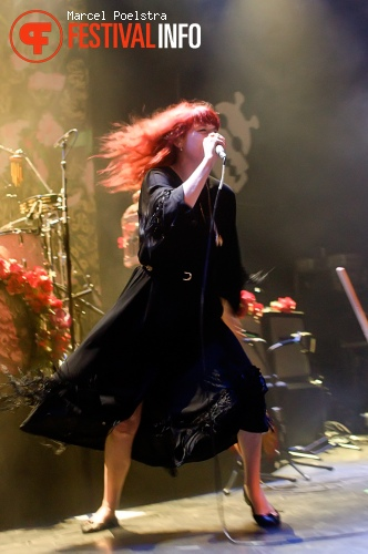Foto Florence + The Machine op Lowlands LLaunch