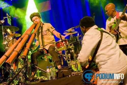 Foto Xavier Rudd op Xavier Rudd - 18/02 - Effenaar