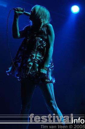 Foto Sonic Youth op Roskilde 2005