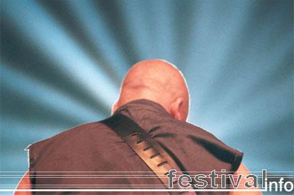 Frank Black op Lowlands 2001 foto