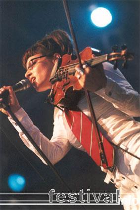 Foto Ellen ten Damme op Lowlands 2001