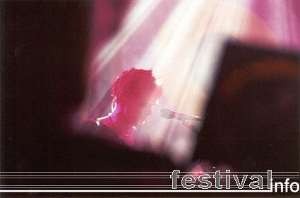 Foto Muse op Lowlands 2001