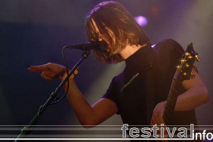 Foto Porcupine Tree op Bospop 2005