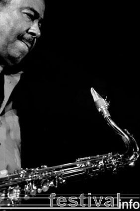 Benny Golson op North Sea Jazz 2005 foto