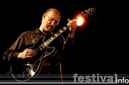 John Scofield op North Sea Jazz 2005 foto