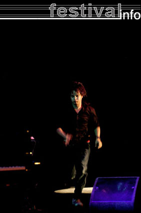Jamie Cullum op North Sea Jazz 2005 foto