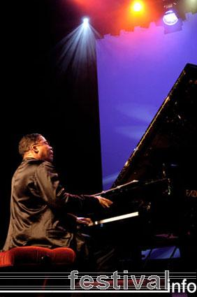 Herbie Hancock op North Sea Jazz 2005 foto